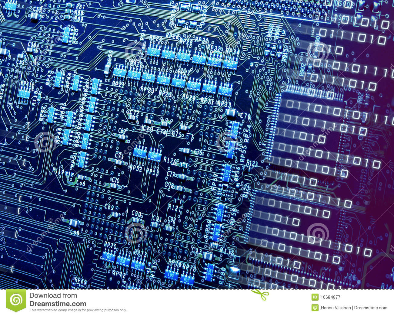 Image Of An Electronic Circuit Schematic Diagram Circuitry Shown Is A