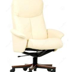 Luxury Office Chair Blue Velvet Arm Off White Stock Photo Image 1886060