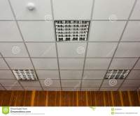 Office Ceiling With Lamps Stock Images - Image: 26499304