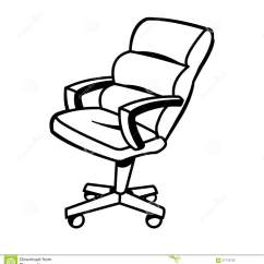 Office Chair Illustration Linen Chairs For Sale Stock Vector Of Design Grey 57716735