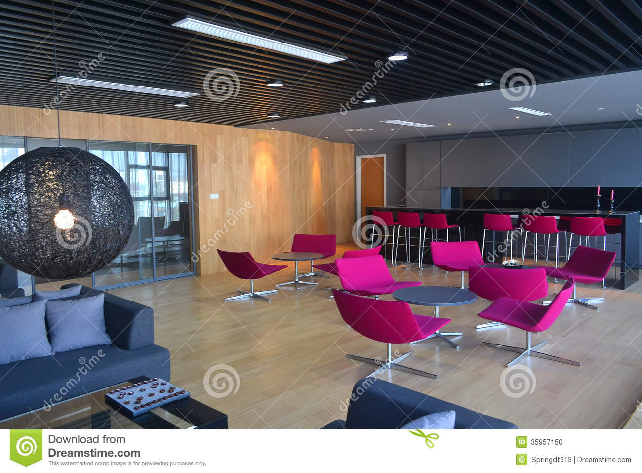 red lounge chair s bent bros rocking office stock photo. image of indoor, cabinet, coffee - 35957150
