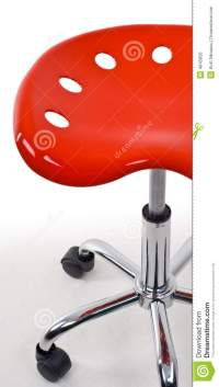 Office Piano Stool Royalty Free Stock Image - Image: 4945826