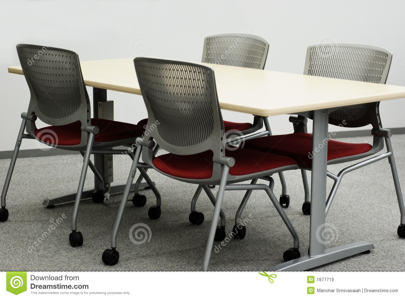 office tables and chairs in hyderabad black metal folding garden stock image of business