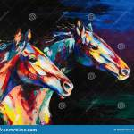 251 Abstract Horse Painting Photos Free Royalty Free Stock Photos From Dreamstime