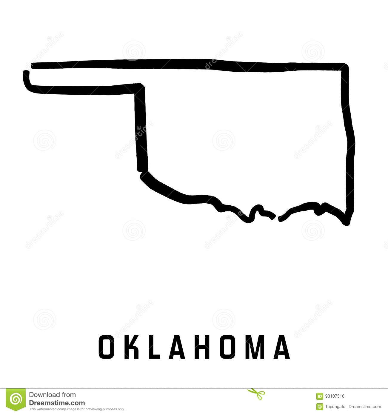 Oklahoma Stock Illustrations 1 585 Oklahoma Stock