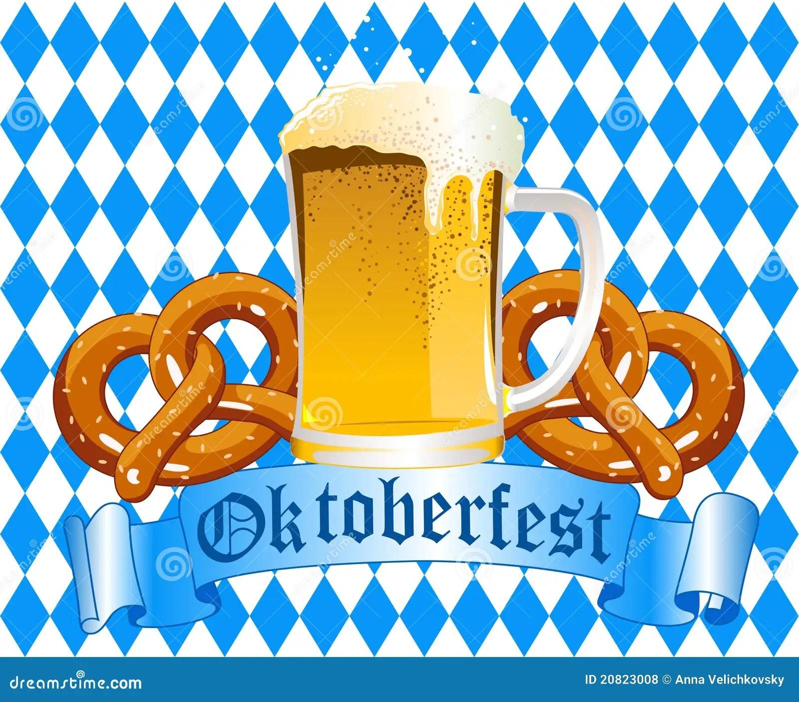 Oktoberfest FeierHintergrund Redaktionelles Stockfoto