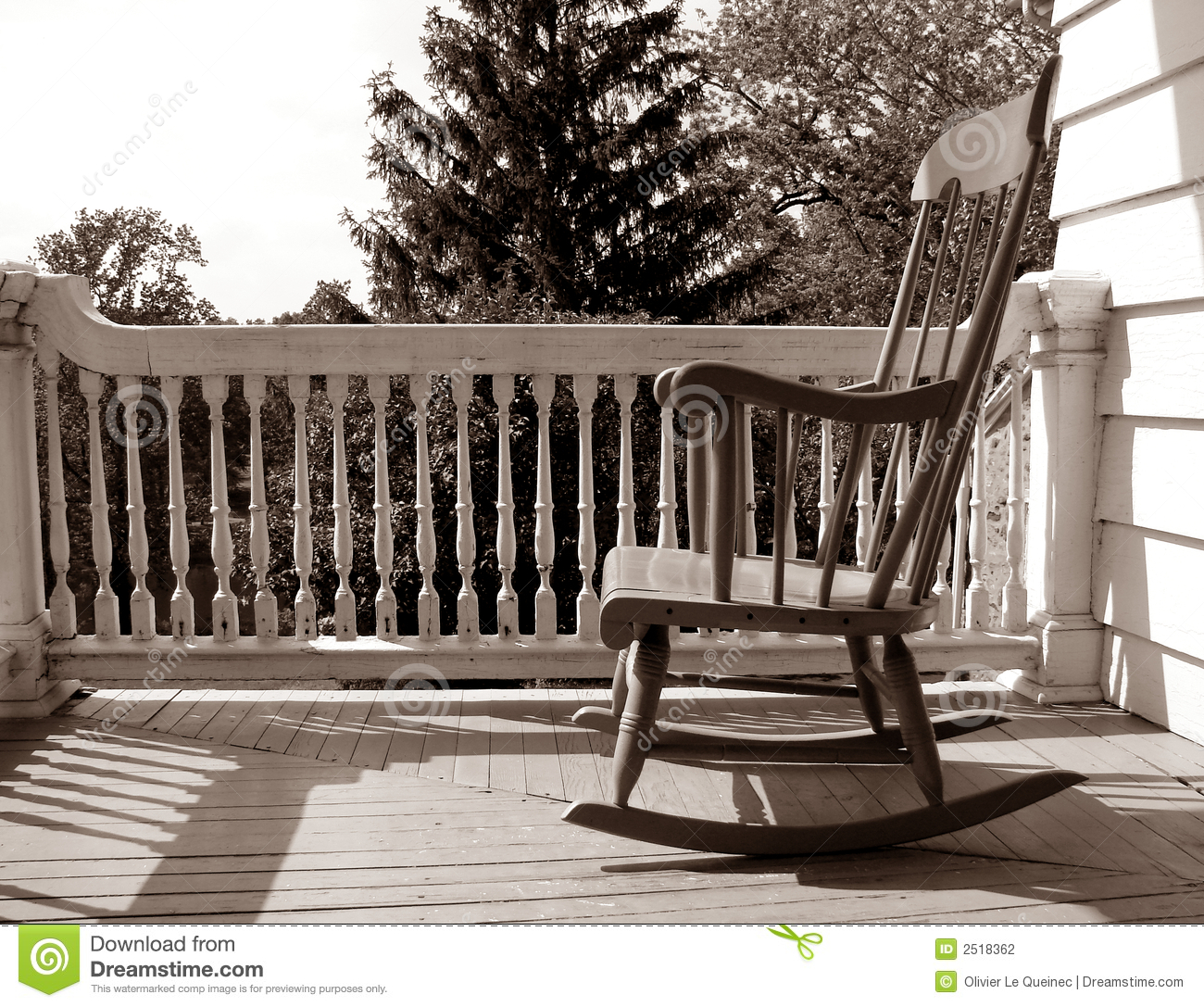 antique wooden rocking chairs ikea glass table with 4 old chair on an house porch stock photo image wood a historic in nostalgic sepia