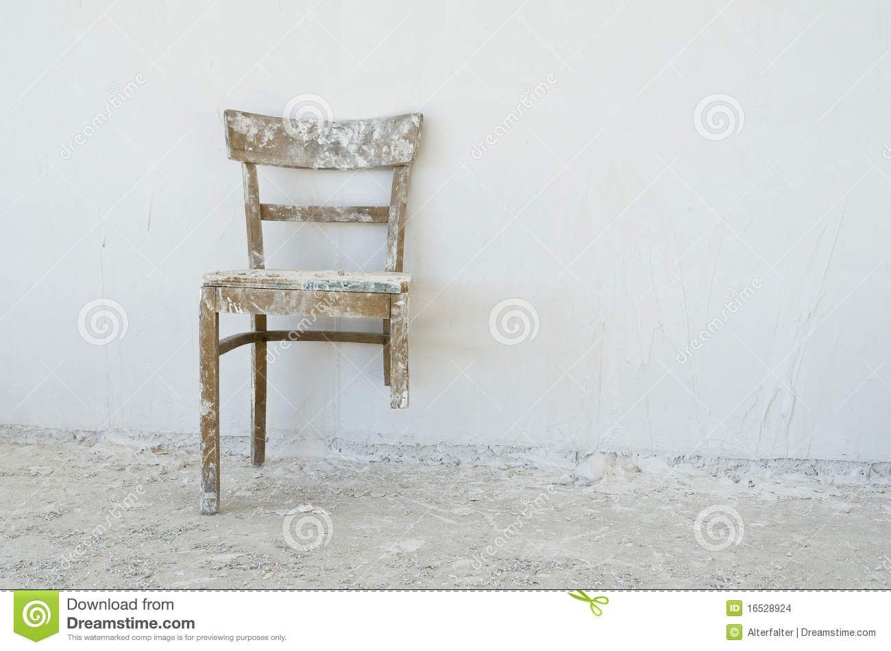 Old Broken Chair Stock Images  Image 16528924