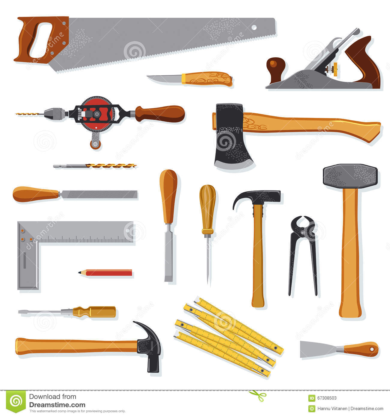 Carpenters Cd Carpenter Tools Name
