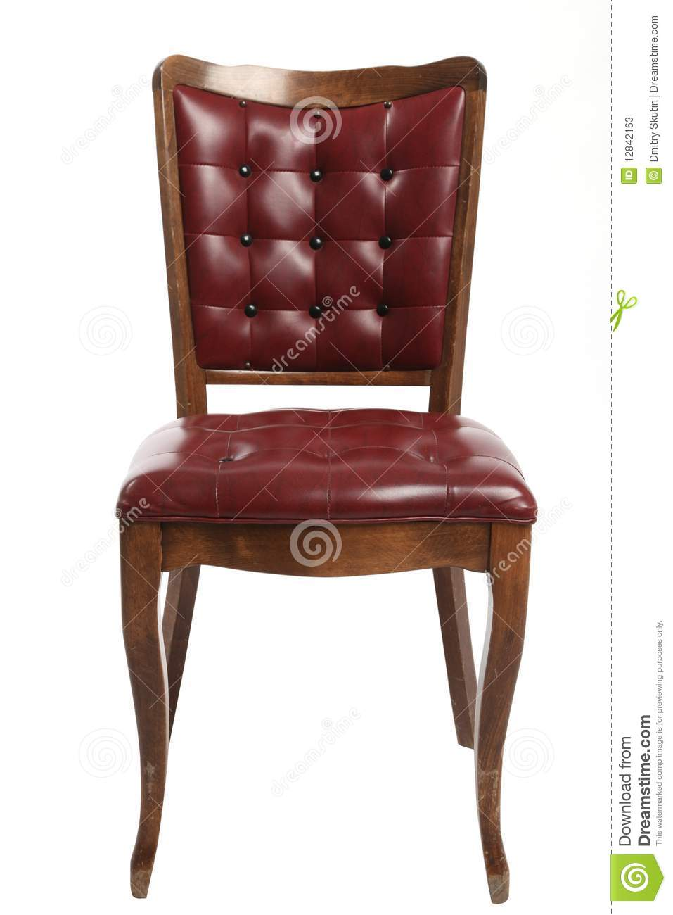 dark brown leather chair flag halyard old stock image. image of fashioned, dark, indoors - 12842163