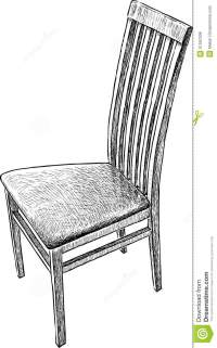 Old Chair Stock Vector - Image: 51597508