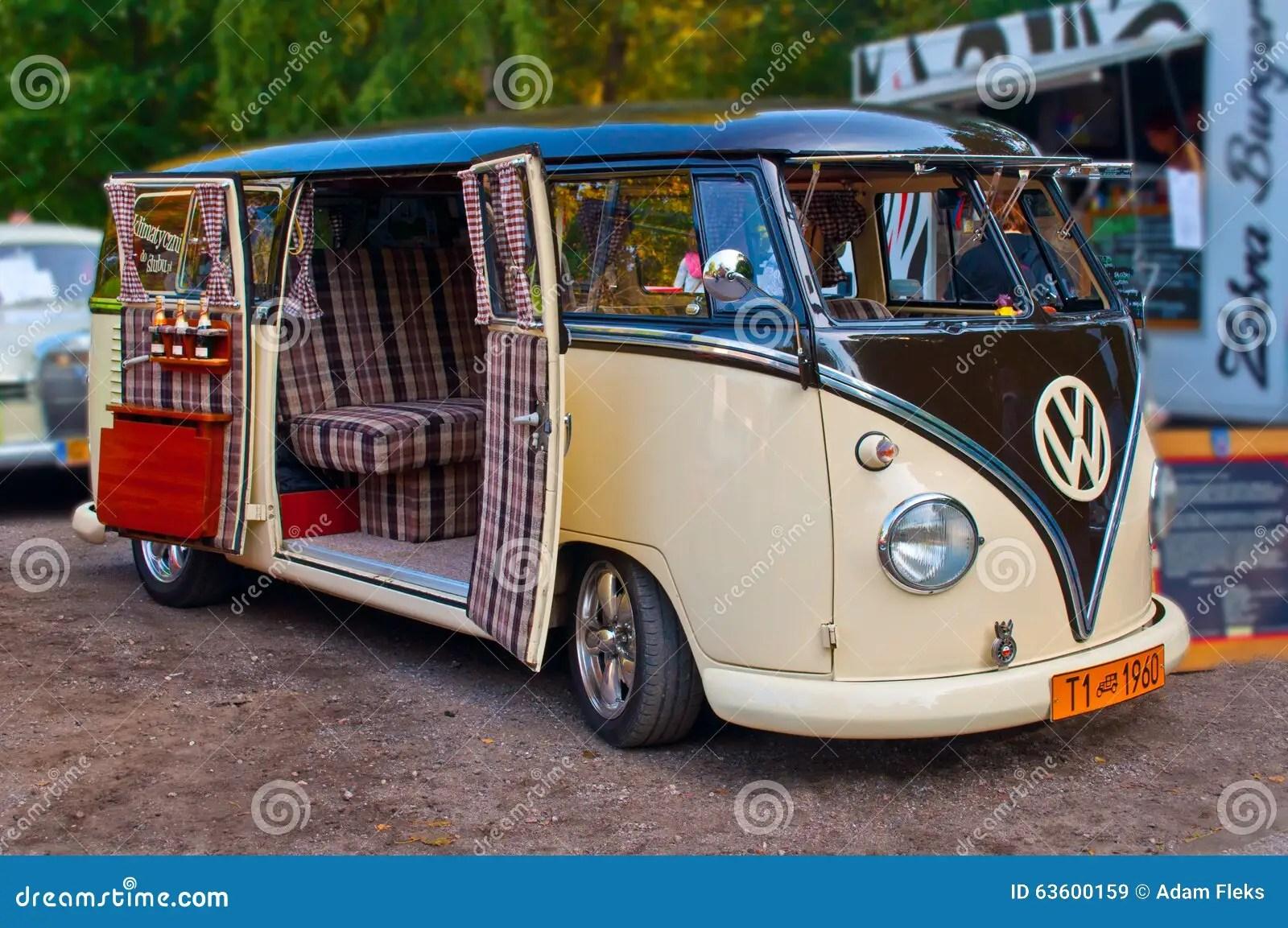 old classic volkswagen t1