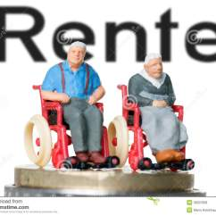 Wheelchair Mario Used Captains Chairs For Sale Old Couple Stock Photo Image 39037858