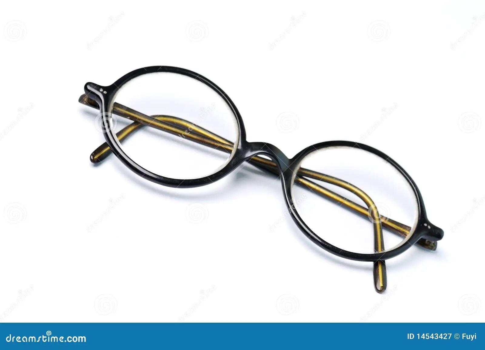 Old Fashioned Glasses Stock Illustration Illustration Of