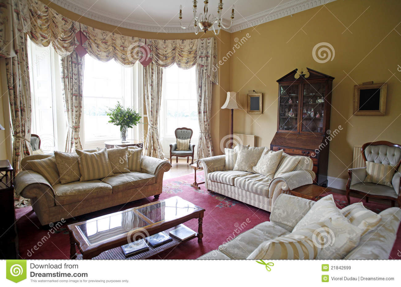 old fashioned bedroom chairs loveseat lawn chair living room royalty free stock images