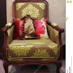 Funky Wooden Chairs Folding Chair Bracket Old-fashioned Stock Images - Image: 2138914