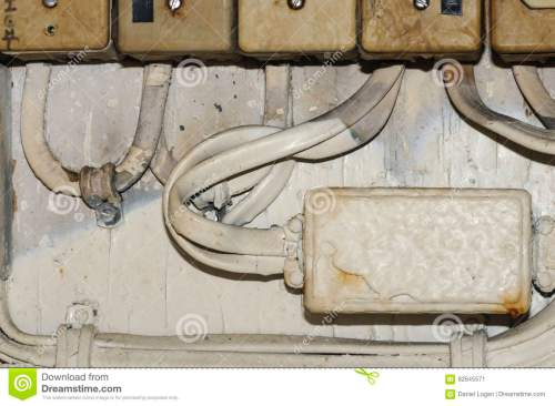 small resolution of aging electrical system aboard dilapidated fishing trawler