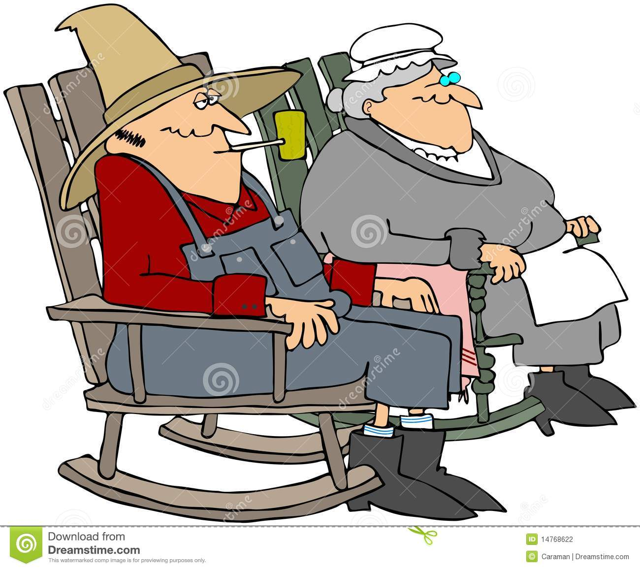 folding chair gif guy cover rentals lawrenceville ga old folks in rocking chairs stock photography image