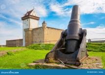 Fortress. Narva Estonia Stock - Of