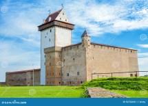 Fortress. Narva Estonia Eu Stock - 52762631
