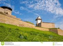 Fortress. Narva Estonia Stock - 33184841