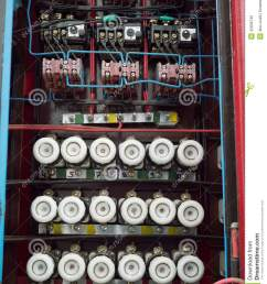 old fuse box on the wall stock photo image of electrics apartment has an old fuse box apartment has an old fuse box [ 1066 x 1300 Pixel ]