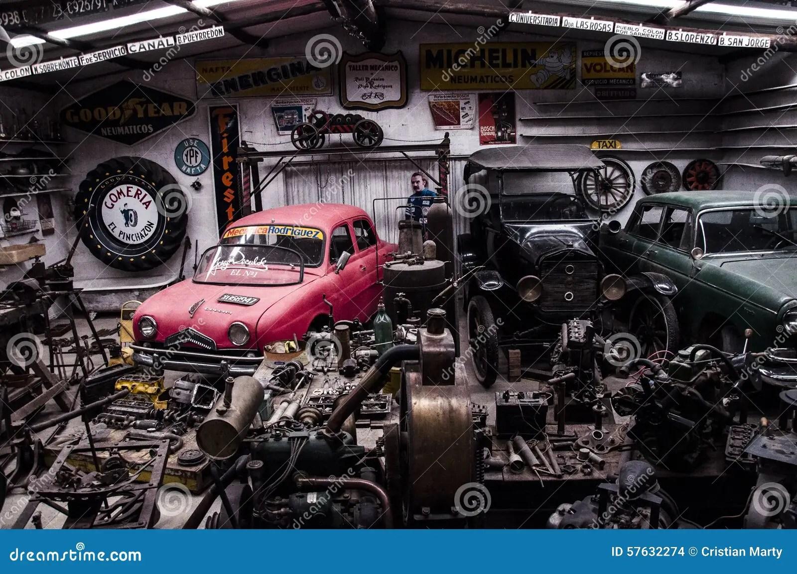 Old Car Wallpaper Free Download Old Garage Editorial Stock Image Image 57632274