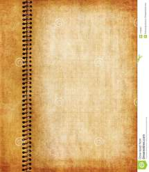 Old Notebook Pages Printable