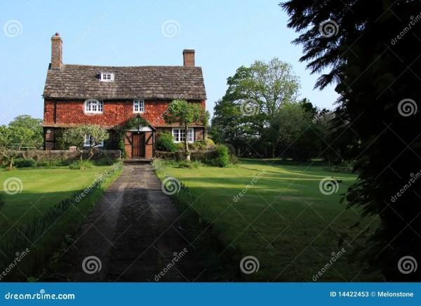 Historic English Farmhouse Stock - 14422453