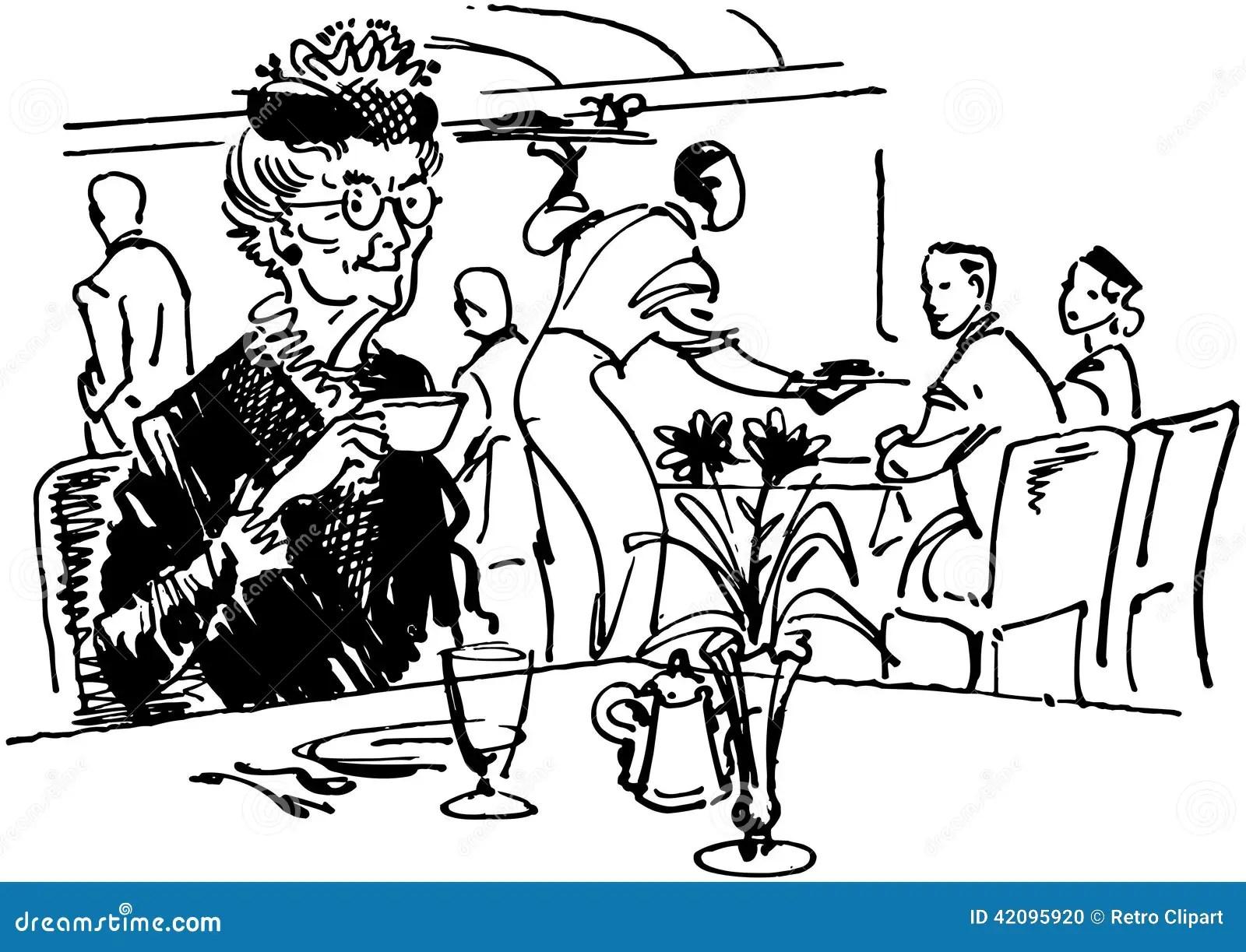 Tea Granny Cartoons Illustrations Amp Vector Stock Images