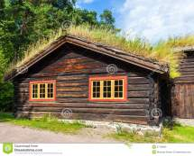 Norwegian House Stock Of Nordic