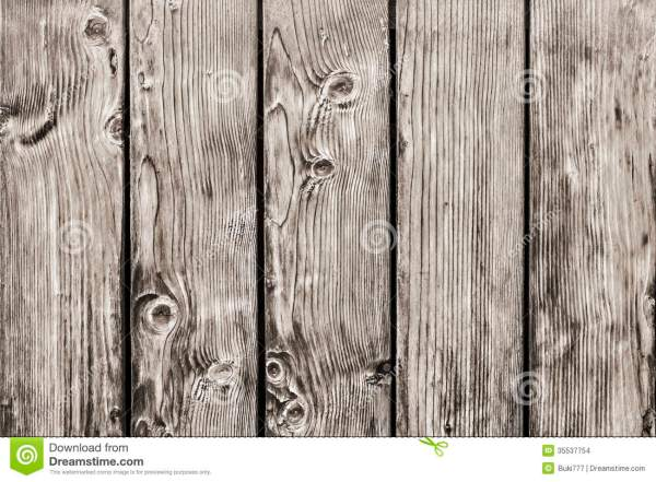 Old Wood Fence Drawing