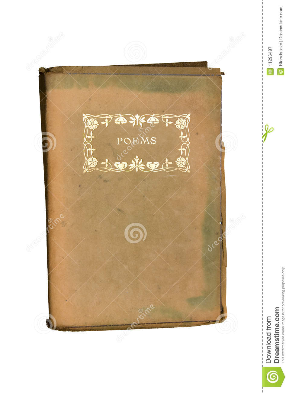 Old Poetry Book Royalty Free Stock Photography  Image 11296487