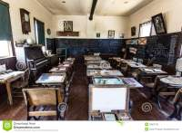 Old School Classroom Royalty Free Stock Photos - Image ...