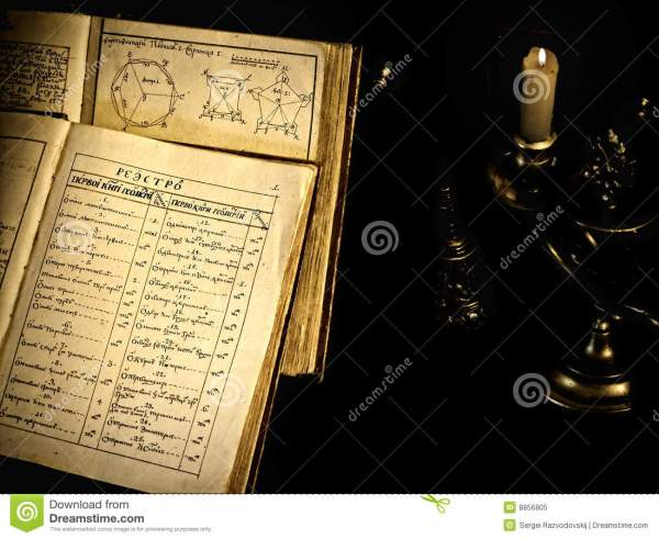 Old Science Book Royalty Free Stock Photo Image 8856805