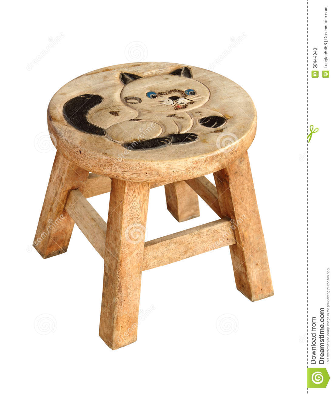 small wooden chair types of couches and chairs old stock image seat isolated 50444843