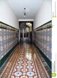 Old Spanish Wall Tile Pattern Stock Image - Image of spain ...