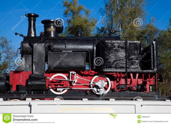 Steam Engine Stock Of