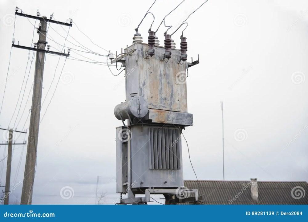 medium resolution of old three phase power transformer