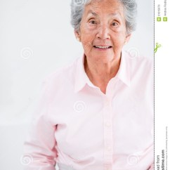 Walking Stick Chair Round Lounge Outdoor Cushions Old Woman Smiling Stock Image. Image Of Cheerful, Latin - 31015073