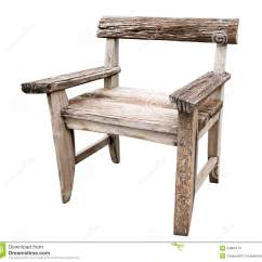 Old Wood Chairs Kitchen Table And Argos Chair Stock Illustration Image Of Objects