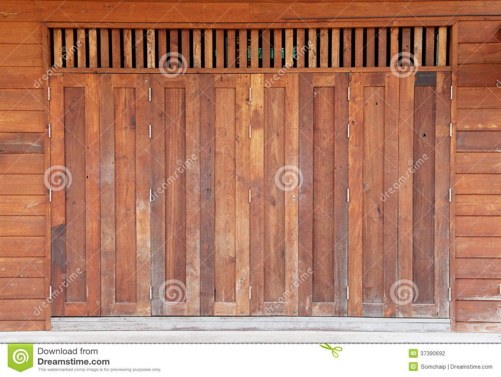 Old Wooden Barn Door Stock Photo Image Of Latch Doorway