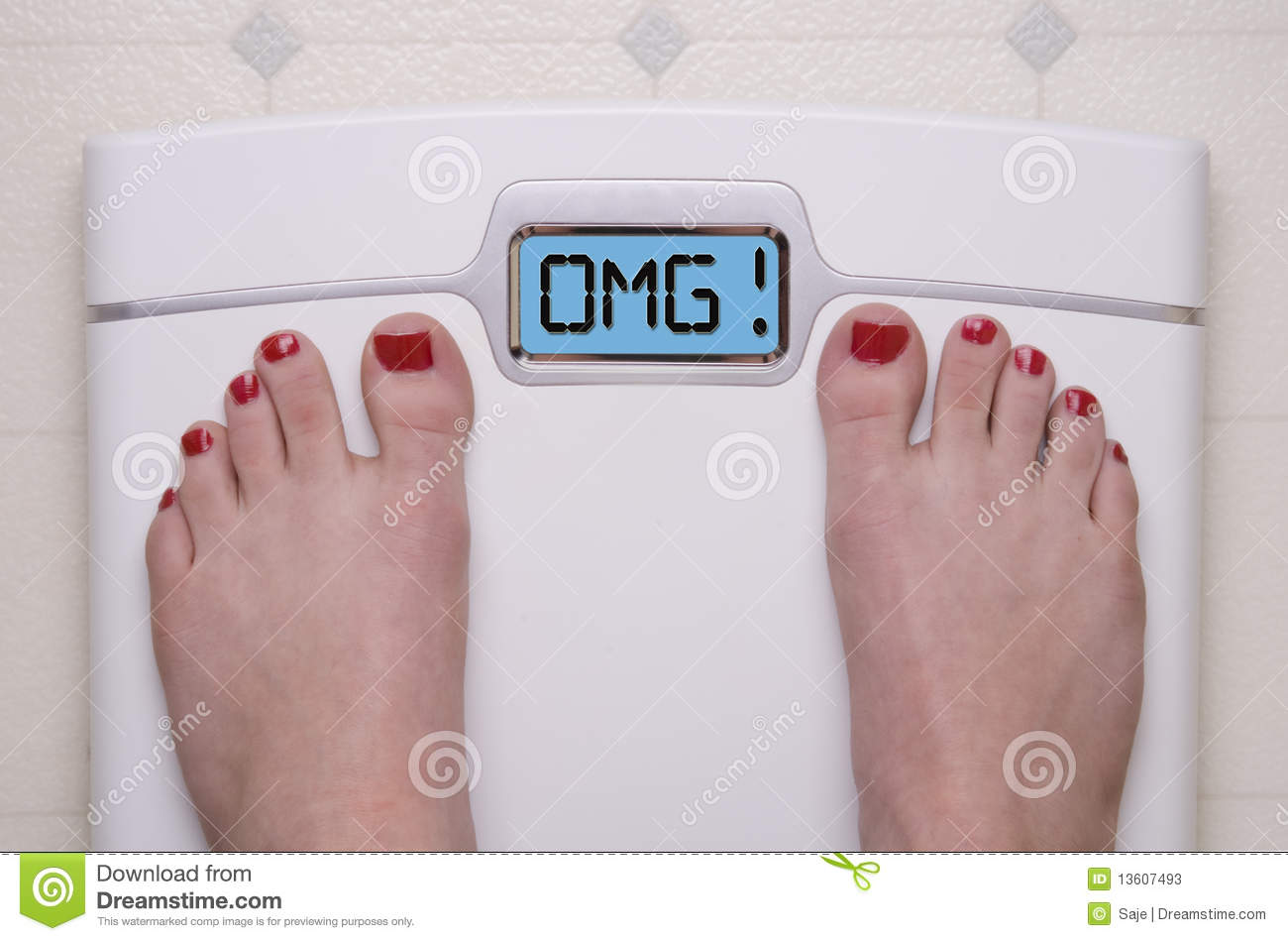 OMG Scale Stock Photos  Image 13607493