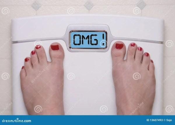 OMG Scale Stock Photos Image 13607493