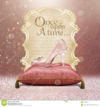 Once Upon A Time Enchanted Glass Slipper Stock ...