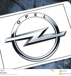 logo of opel car brand on samsung tablet [ 1300 x 957 Pixel ]