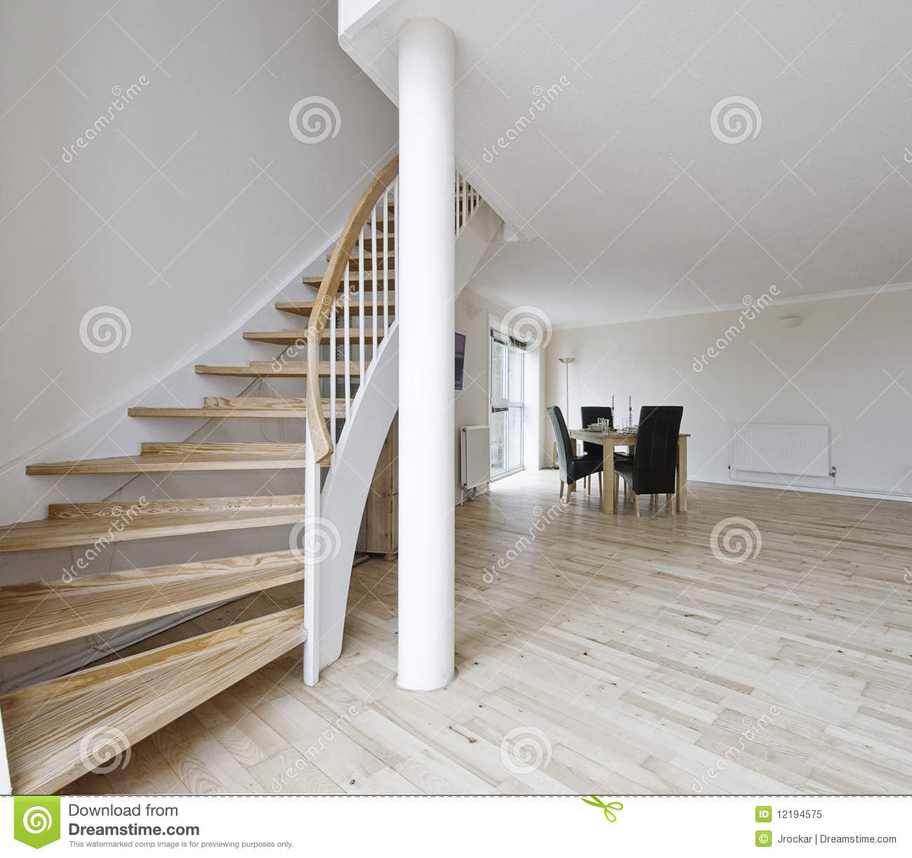 open plan staircase in living room pier 1 ideas with stock image of design a duplex apartment