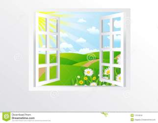 window open windows clipart illustration vector royalty preview dreamstime