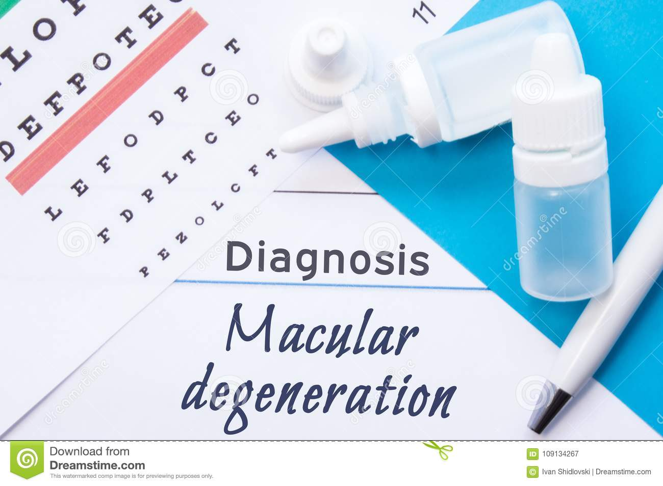 Macular Degeneration Stock Images - Download 148 Royalty Free Photos