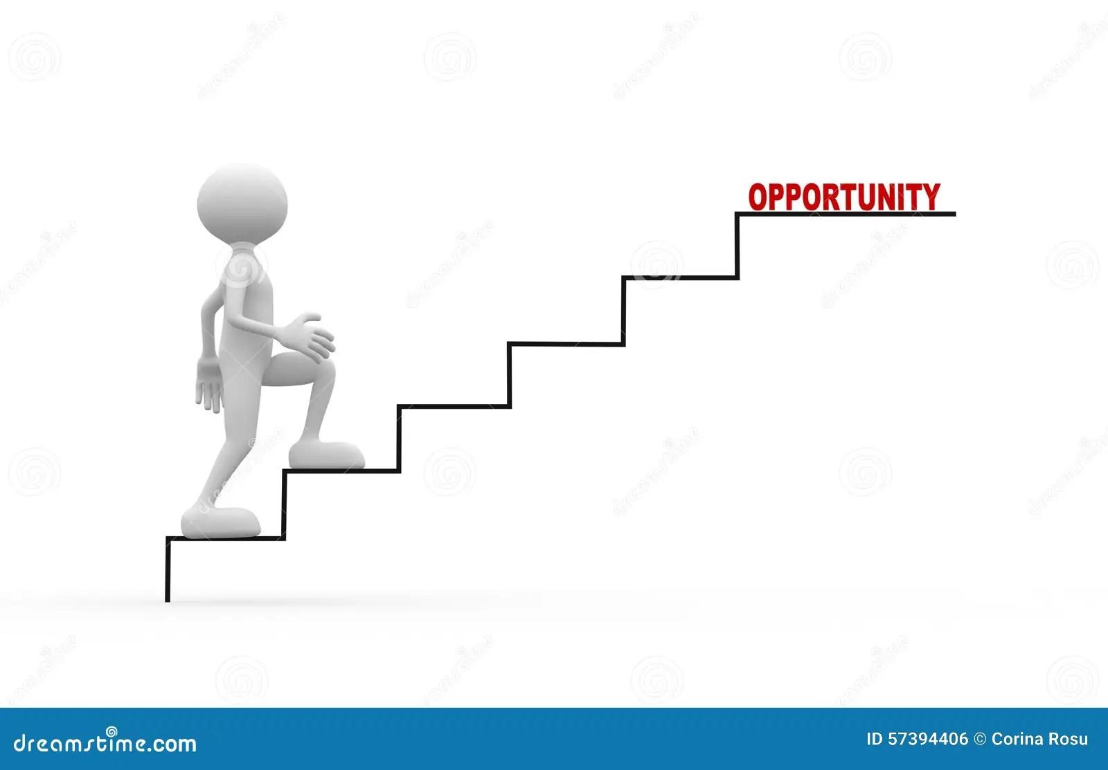 Opportunity Stock Illustration Illustration Of